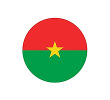 Roundel of Burkina Faso Air Force by abbeyz71