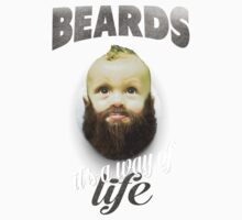 Beard boy Kids Clothes