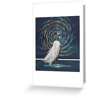 Galaxy Dancer Greeting Card
