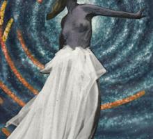 Galaxy Dancer Sticker