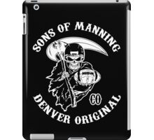Sons Of Manning iPad Case/Skin