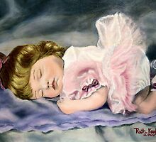 """Sleepy Ballerina"" by Ruth Kauffman"