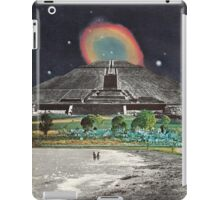 Mayan Vacation Spot iPad Case/Skin