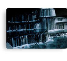 Innacitywaterfall Canvas Print