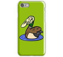 Duck Face iPhone Case/Skin