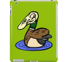 Duck Face iPad Case/Skin