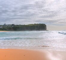 Promise - -Sydney Beaches - Mona Vale Beach, - The HDR Series - Sydney,Australia by Philip Johnson