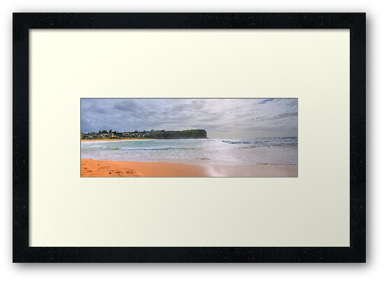 Promise - -Sydney Beaches - Mona Vale Beach, - The HDR Series - Sydney,Australia by Philip Johnson