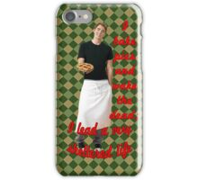 The Pie Maker iPhone Case/Skin
