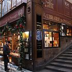 Passage Jouffroy, Paris, France by Elena Skvortsova