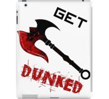 Darius Get Dunked iPad Case/Skin