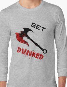 Darius Get Dunked Long Sleeve T-Shirt