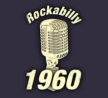 Vintage Rockabilly 1960 Hoodie