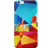 San Francisco California Skyline iPhone Case/Skin