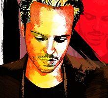 Andrew Scott by hologarithm