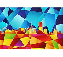 San Francisco California Skyline Photographic Print