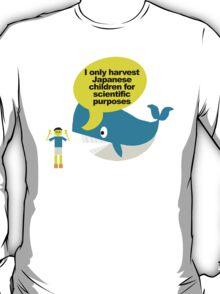 Ban whaling T-Shirt