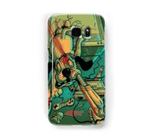 Dog Hunt Samsung Galaxy Case/Skin