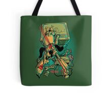 Dog Hunt Tote Bag