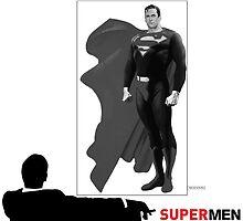 Supermen by LordNeckbeard