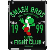 Yoshi Island Fighter iPad Case/Skin