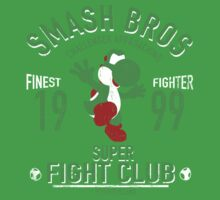 Yoshi Island Fighter Kids Clothes