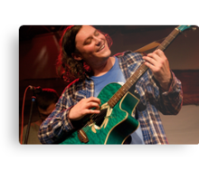 Brian Sella, The Front Bottoms Metal Print