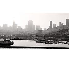 San Francisco Cityscape Photographic Print