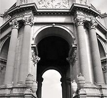 Palace of Fine Arts by Mark Stahl