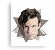 Eleventh triangle Doctor Canvas Print