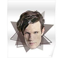 Eleventh triangle Doctor Poster