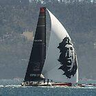 Commanche - 2104 Sydney to Hobart runner up by Odille Esmonde-Morgan
