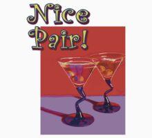 Nice Pair! by Bob Fox