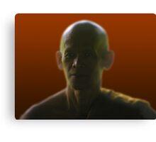 Buddhist Monk Canvas Print
