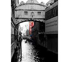 View From A Bridge Photographic Print