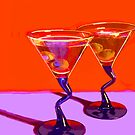Two Martinis by Bob Fox