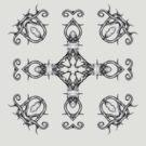 Bonework Elegant Tribal by Dalton Sayre