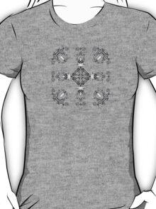 Bonework Elegant Tribal T-Shirt