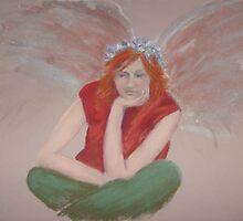 urban angel by Suellen Terry