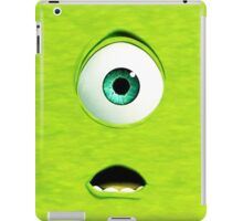 Monster Inc Green Mike iPad Case/Skin
