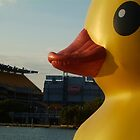 Rubber Duck visits Pittsburgh by Chris  Hayworth