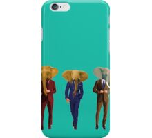 SUITED WELL iPhone Case/Skin
