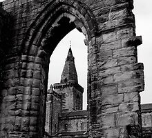 Dunfermline Abbey - Fife, Scotland by Jeremy Lavender Photography