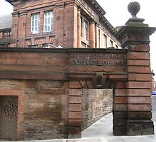 Edinbvrgh College of Art by Yonmei