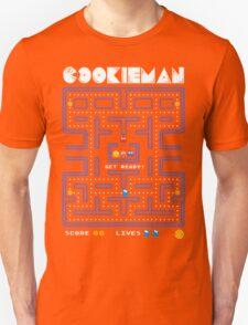 Cookie man! Unisex T-Shirt