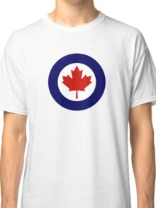 Roundel of the Royal Canadian Air Force Classic T-Shirt