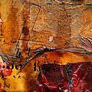 Weathered paper II by ingridewhere