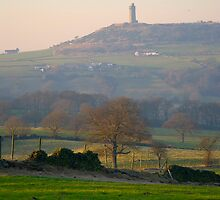 Castle Hill, Huddersfield by Mark Curry