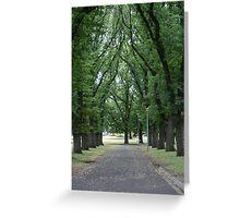 Paths Greeting Card