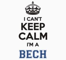 I cant keep calm Im a BECH by icant